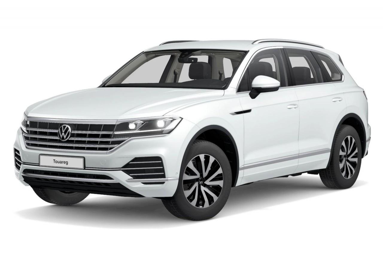 Volkswagen Touareg 2018 - по н.в.